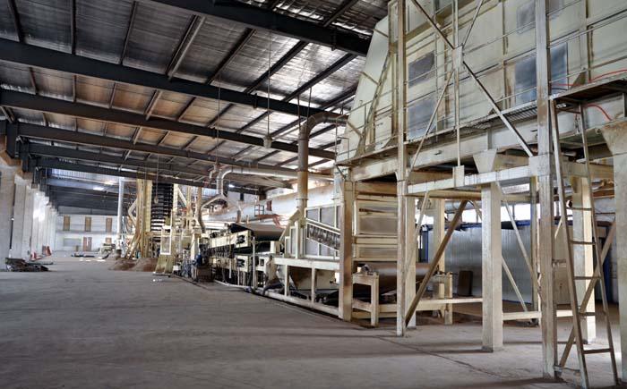 2-10万立方中纤板(MDF)生产线